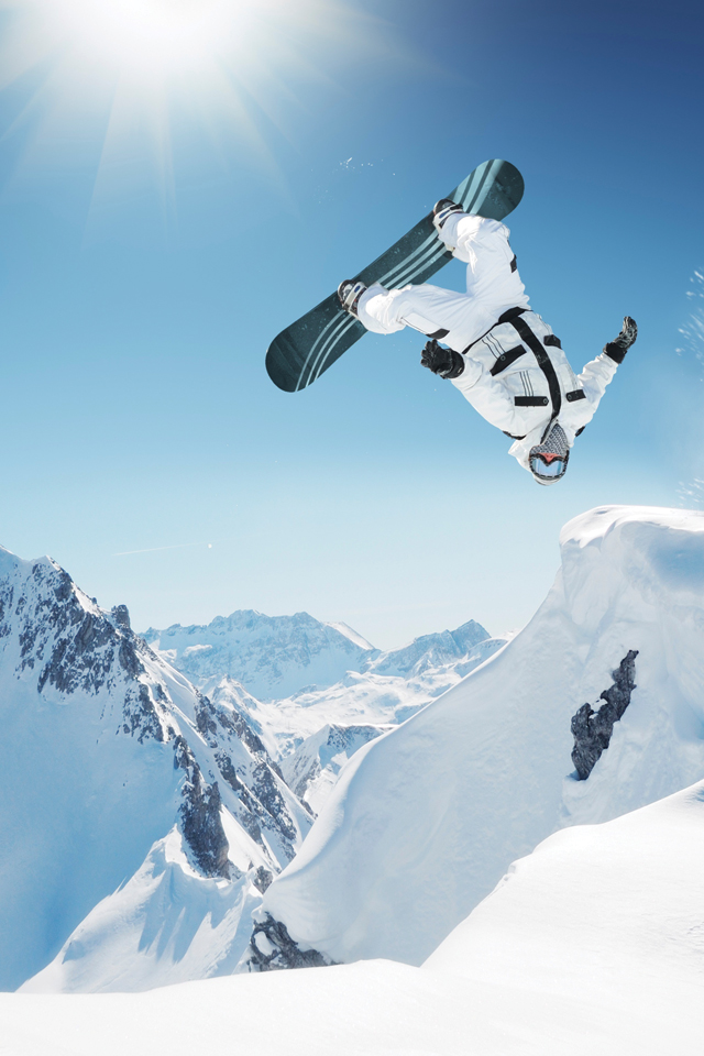 Snowboard-3Wallpapers