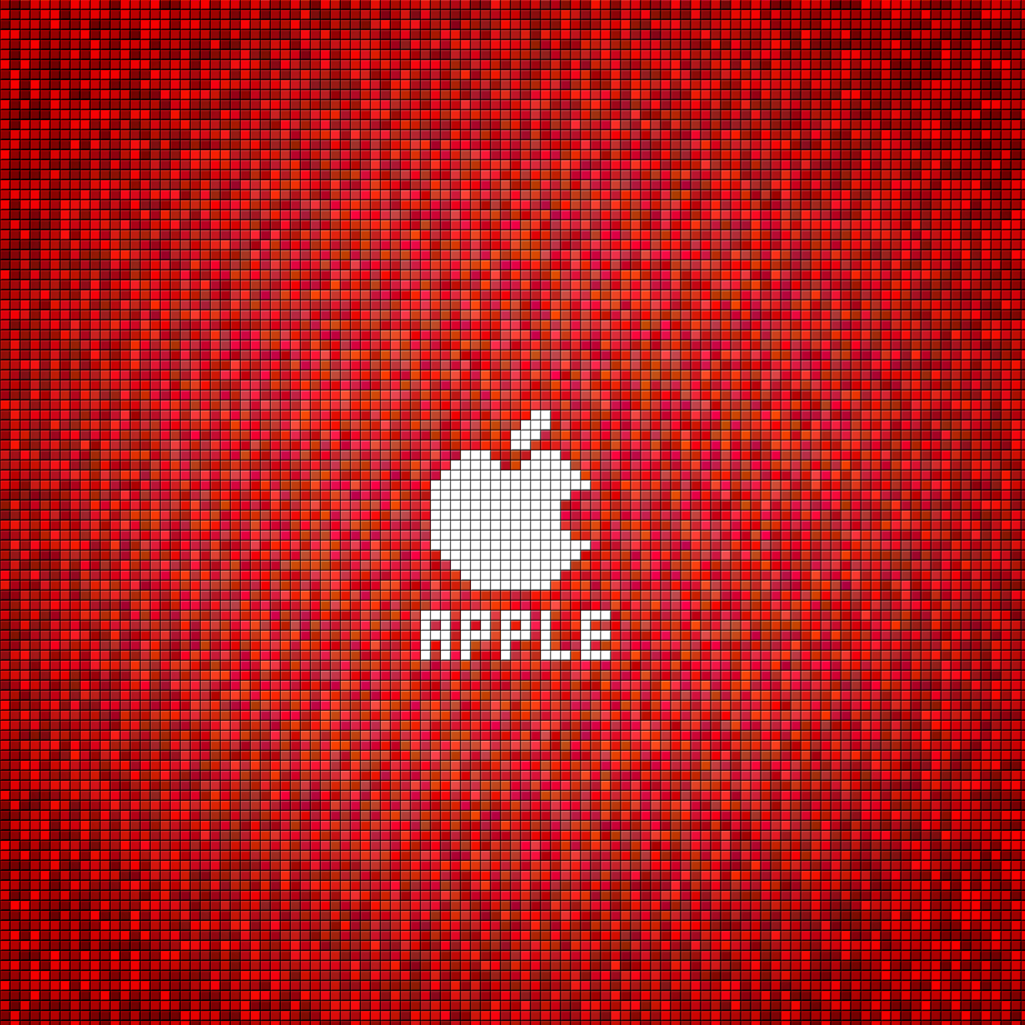 apple red square ipad retina wallpaper for iphone x 8 7 6 free download on 3wallpapers. Black Bedroom Furniture Sets. Home Design Ideas