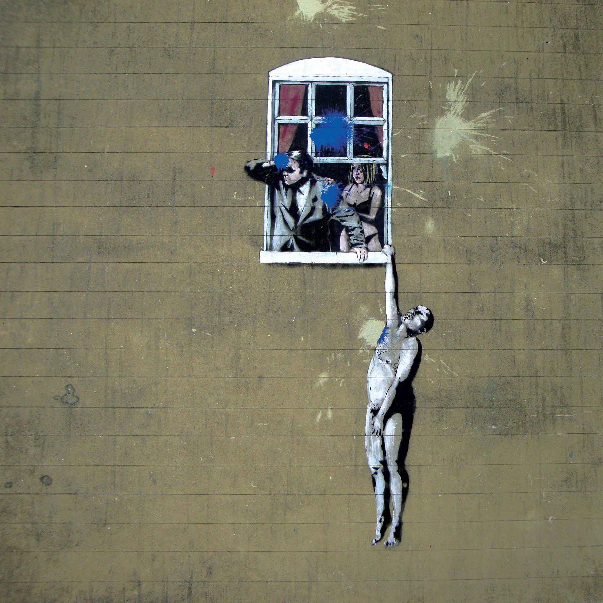 Banksy-Hung-Window-3Wallpapers-iPad-Retina