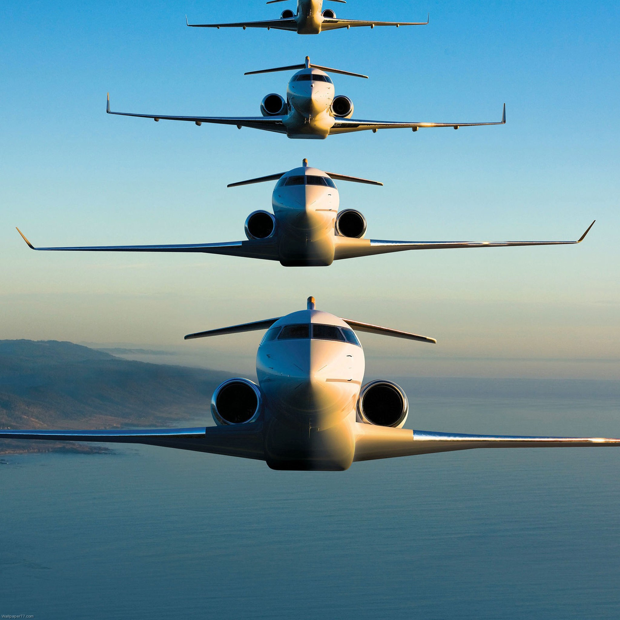 Bombardier-Global-Express-3Wallpapers-iPad-Retina