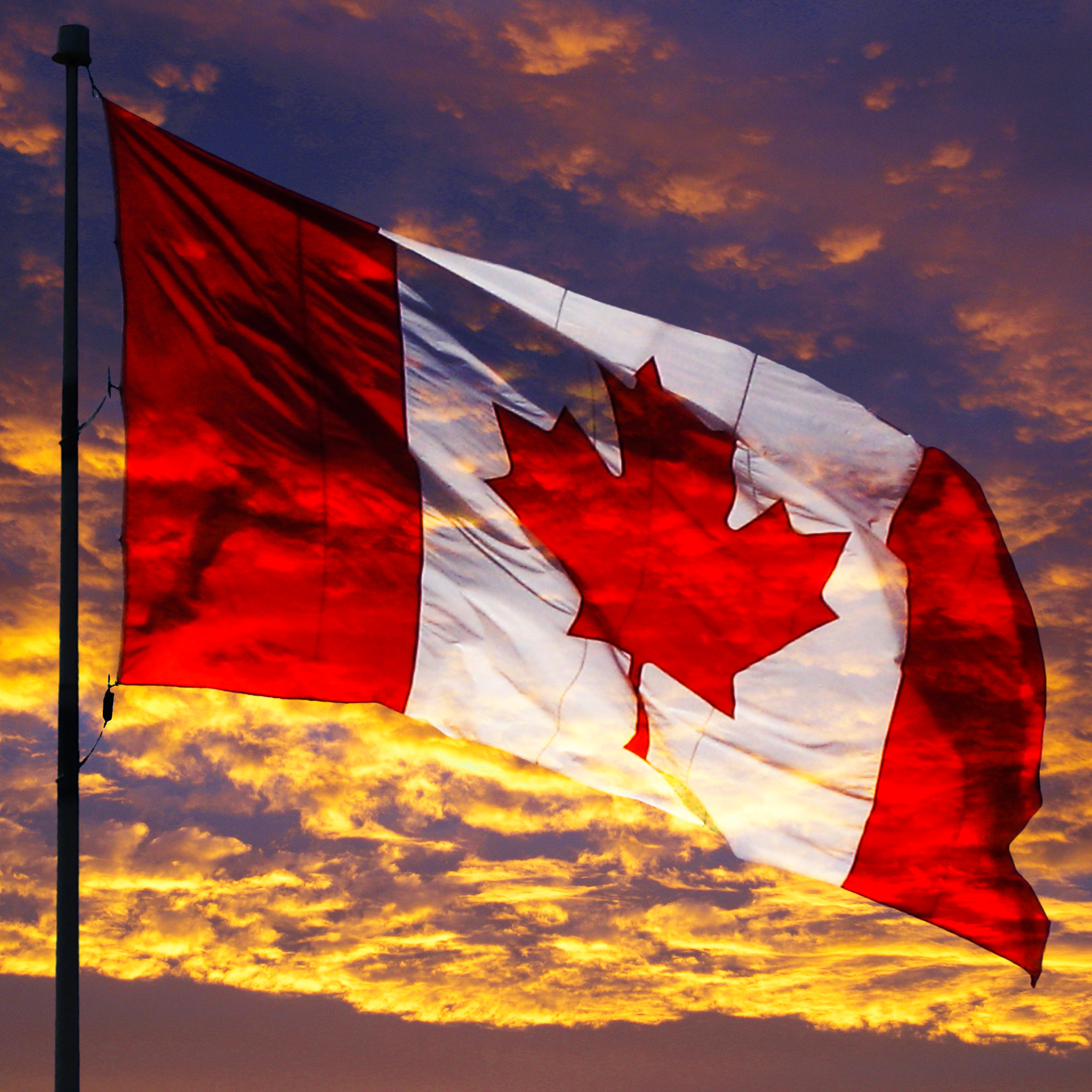 Canada-Flag-3Wallpapers-iPad-Retina