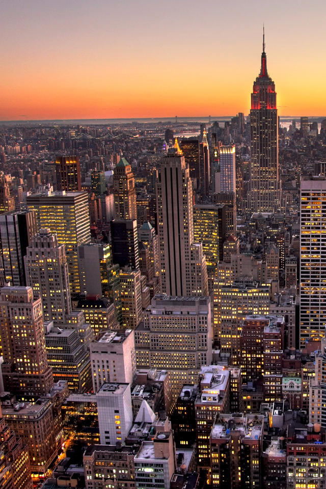 Manhattan-from-Top-of-The-Rock-3Wallpapers