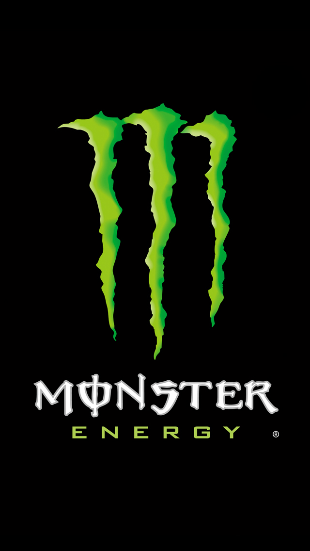 Monster Energy 3Wallpapers iPhone 5 Monster Energy
