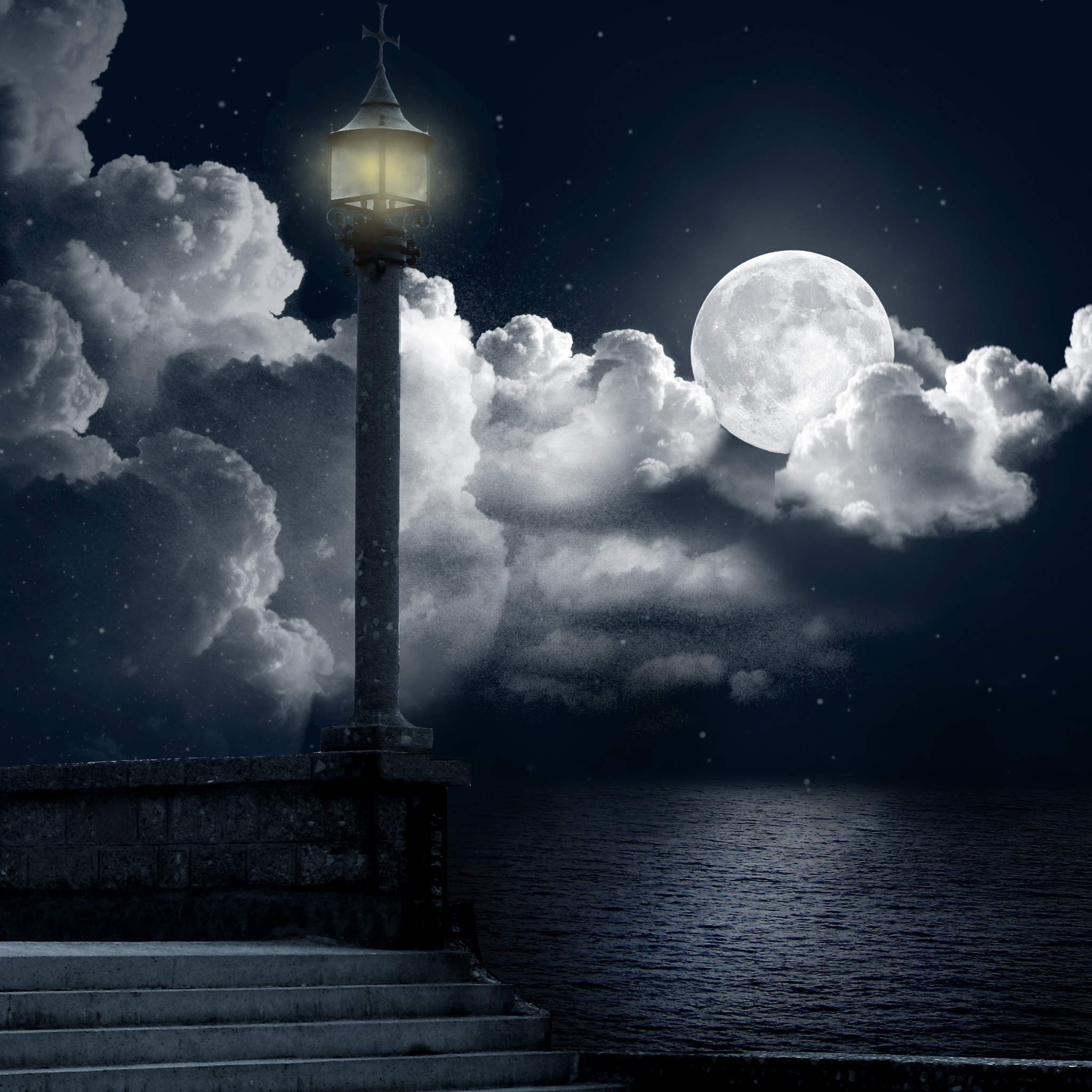 Night Sky 3Wallpapers iPad Retina Night Sky   iPad Retina