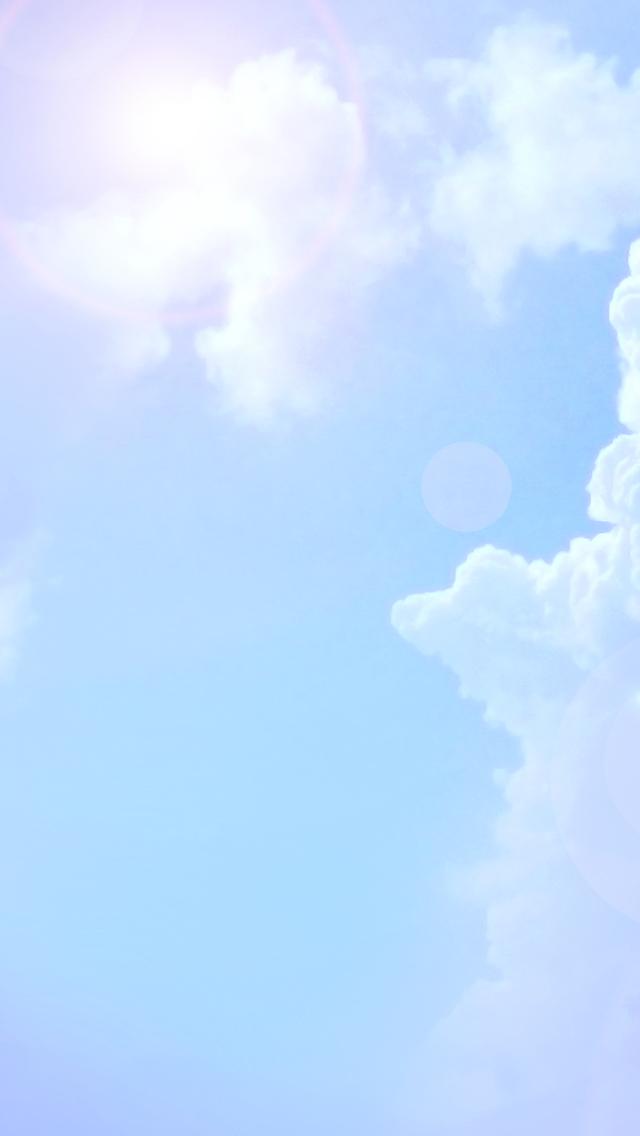 Sky-Scene-3Wallpapers-iPhone-5