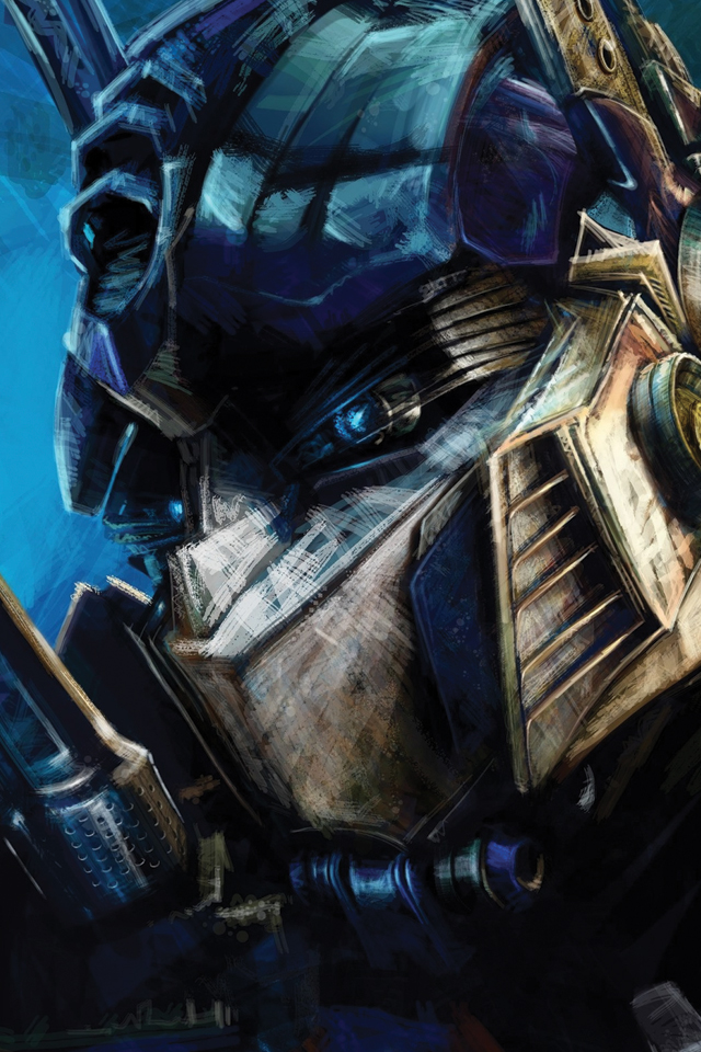 Transformers Painting 3Wallpapers Transformers Painting