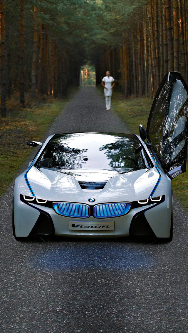 BMW-Vision-Efficient-3Wallpapers-iPhone-5