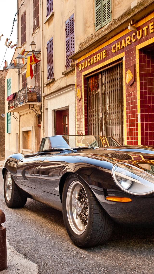 Black Car 3Wallpapers iPhone 5 Black Car