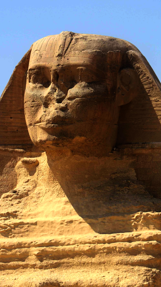Egypte-Sphynx-3Wallpapers-iPhone-5