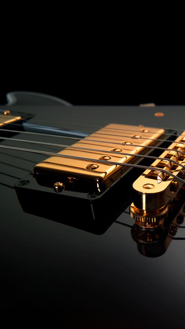 Electric Guitar 3Wallpapers iPhone 5 Electric Guitar