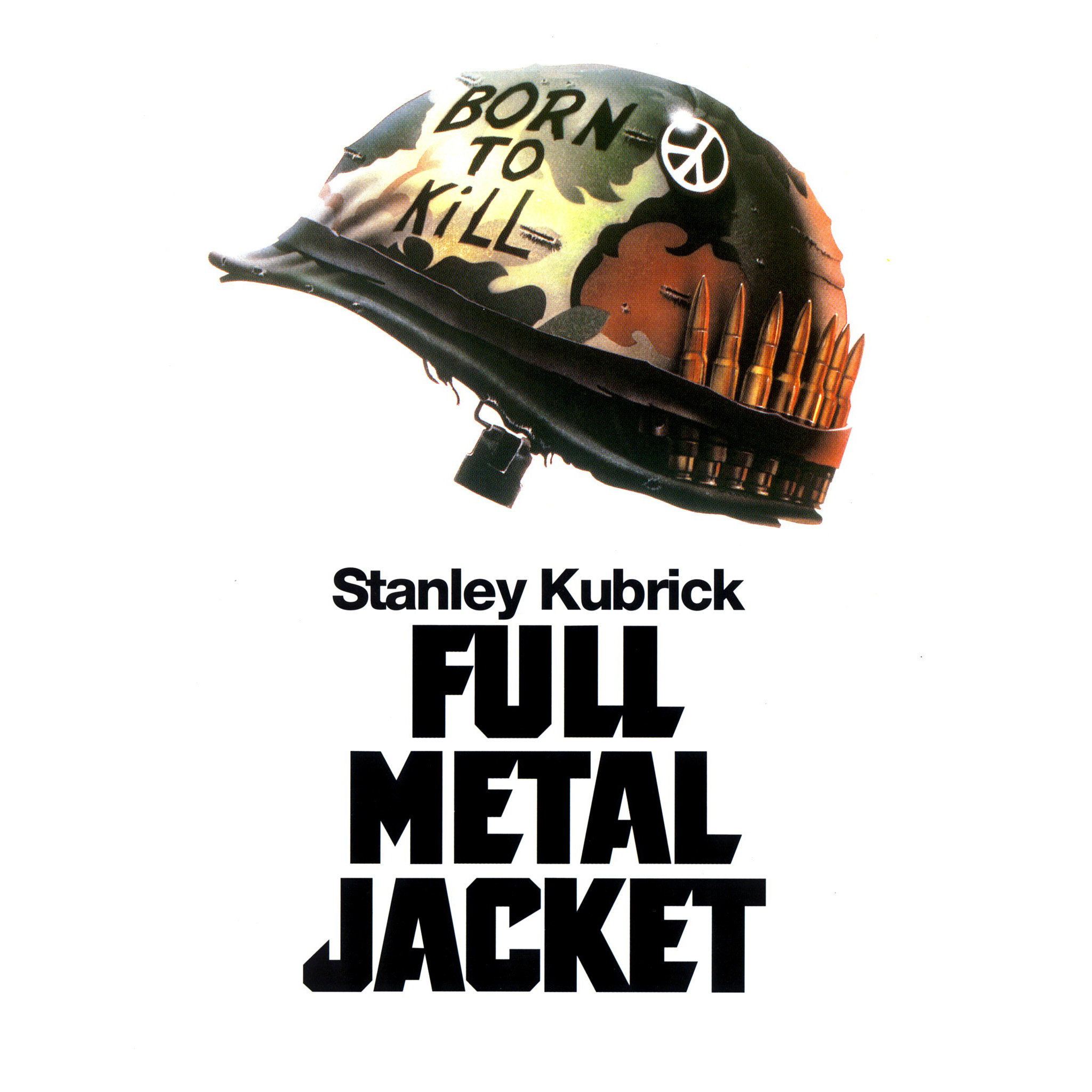Full Metal Jacket 1987 Stanley Kubrick Ipad Retina