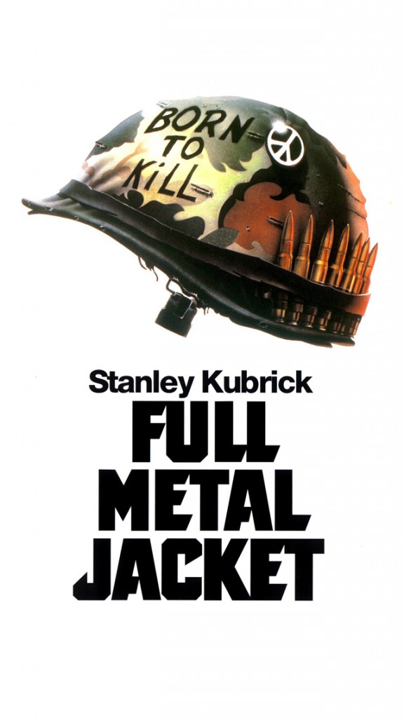 Full Metal Jacket 1987 Stanley Kubrick Wallpaper For