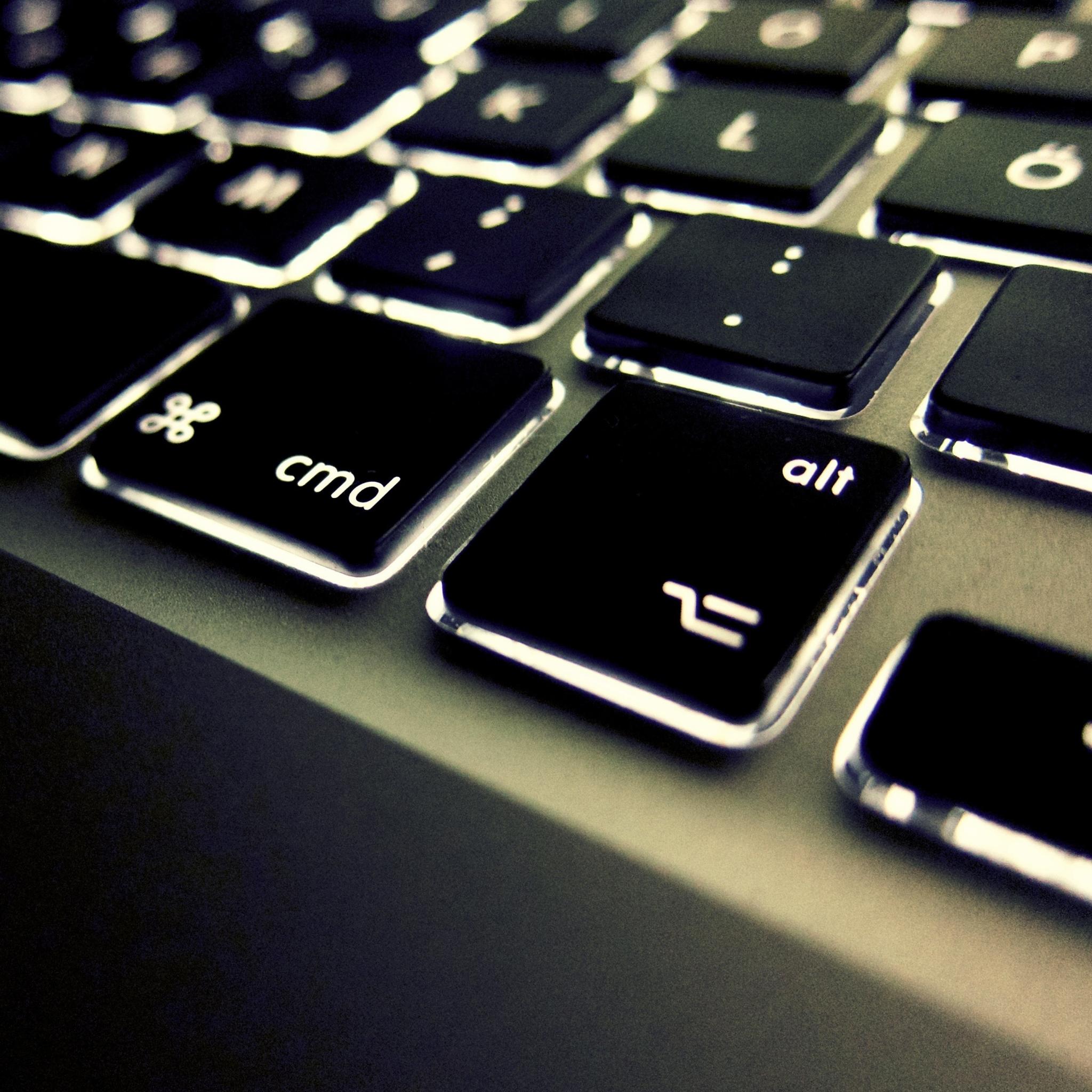 Keyboard Lighted 3Wallpapers iPad Retina Keyboard Lighted   iPad Retina