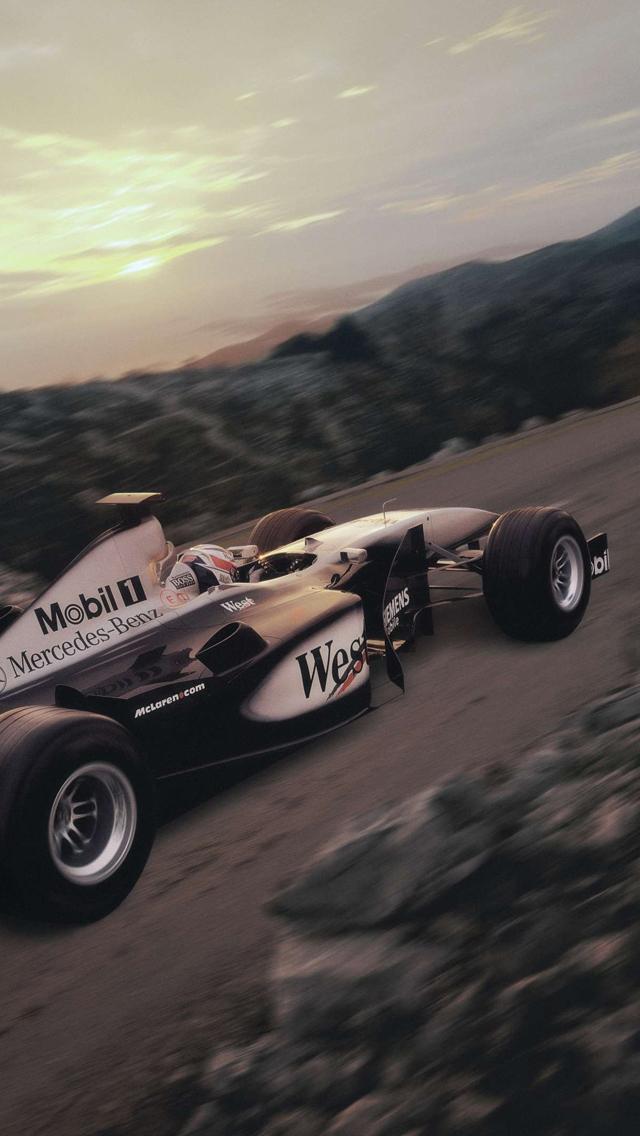 Racin High Speed 3Wallpapers iPhone 5 Racing High Speed