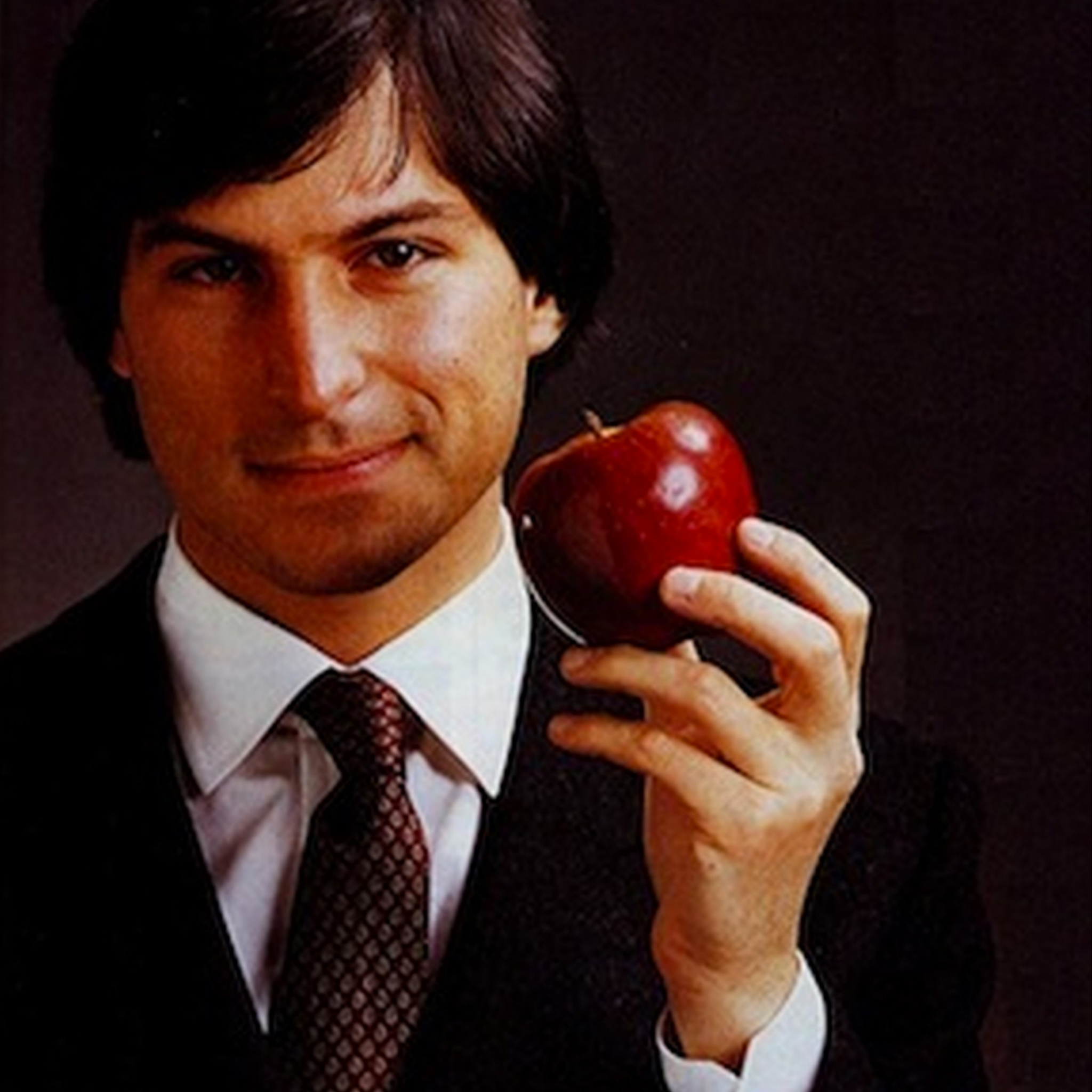 Steve Jobs 1976 3Wallpapers iPade Retina Steve Jobs 1976   iPad Retina