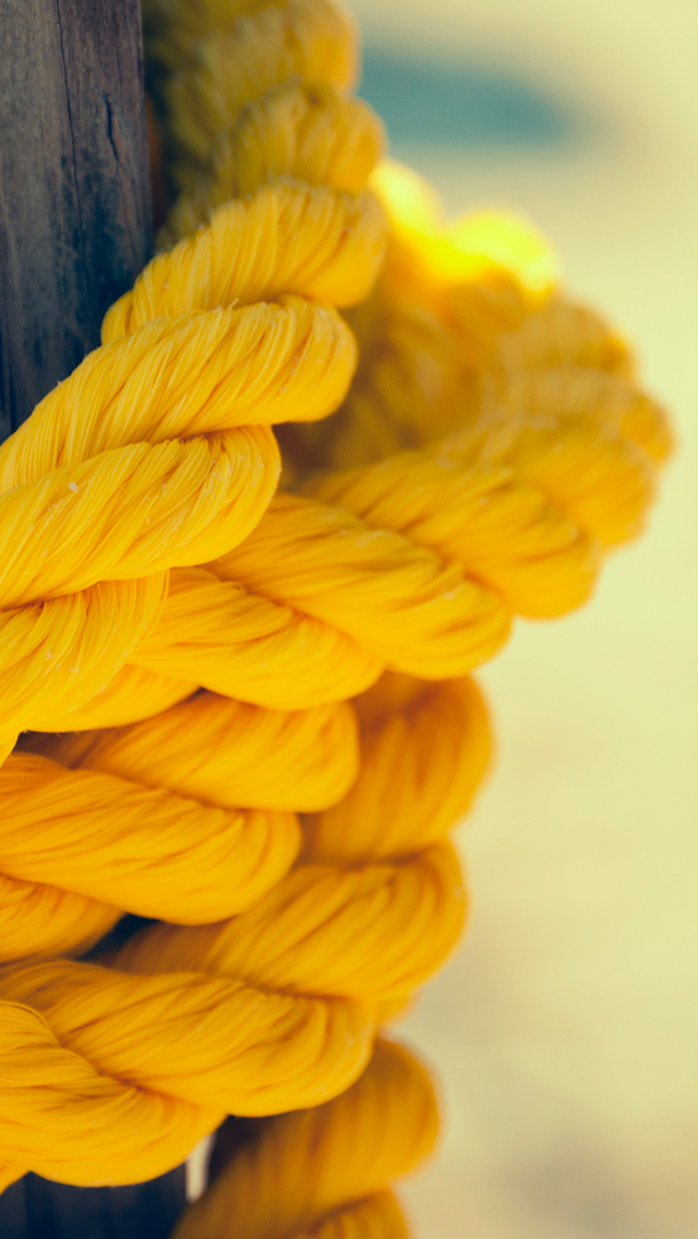 Yellow-Rope-3Wallpapers-iPhone-5