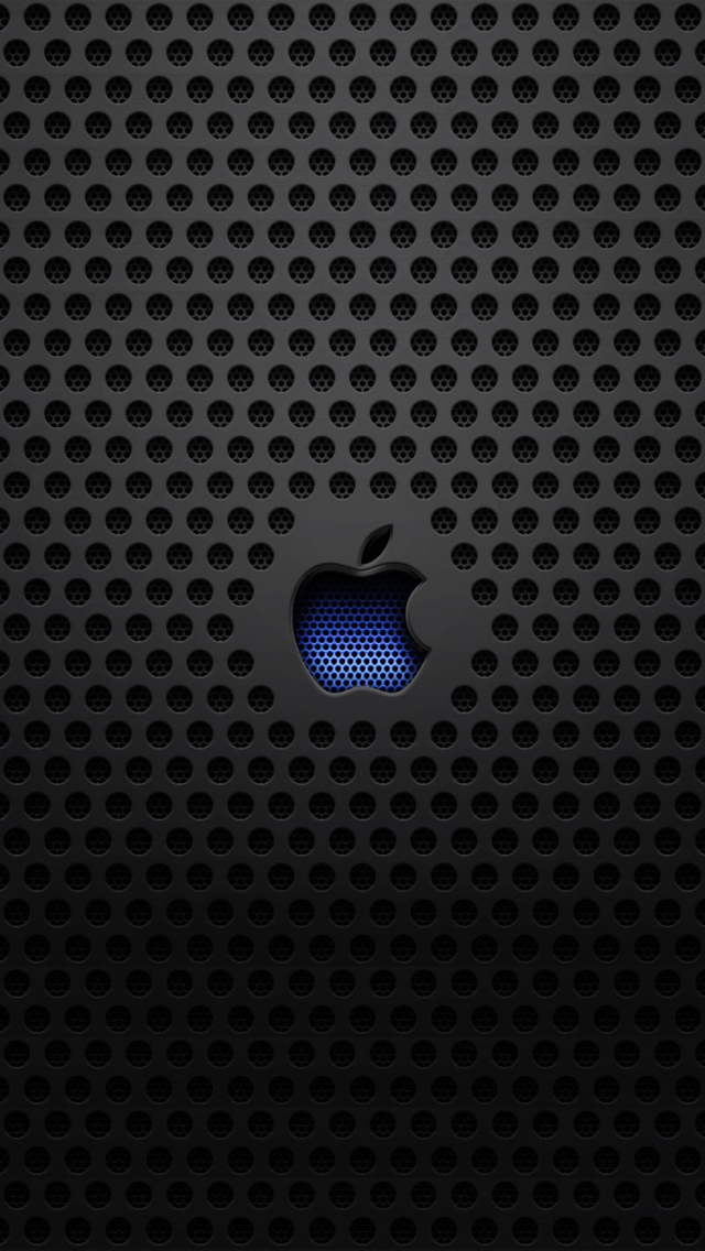 Apple-Blue-Logo-3Wallpapers-iPhone-5