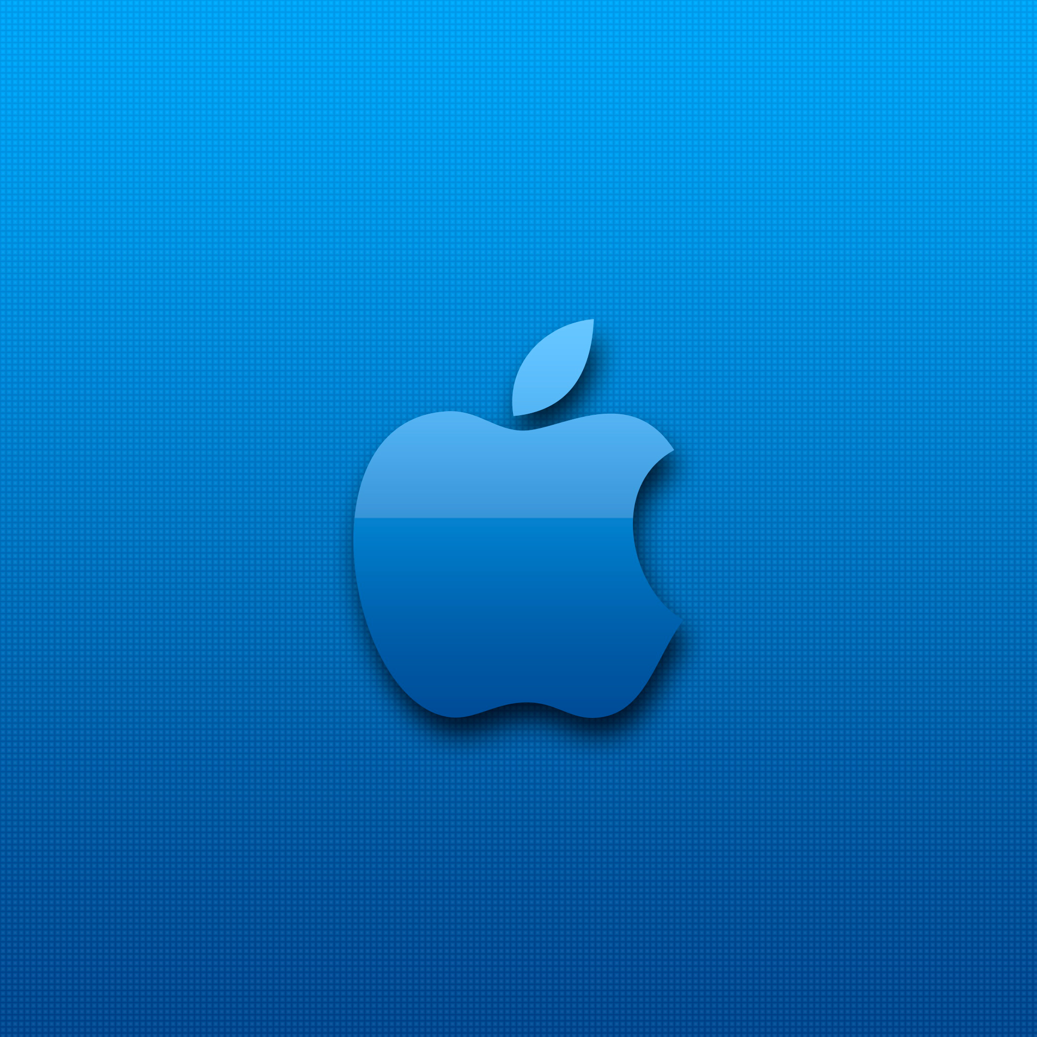 Blue Apple 3Wallpapers IPad Retina