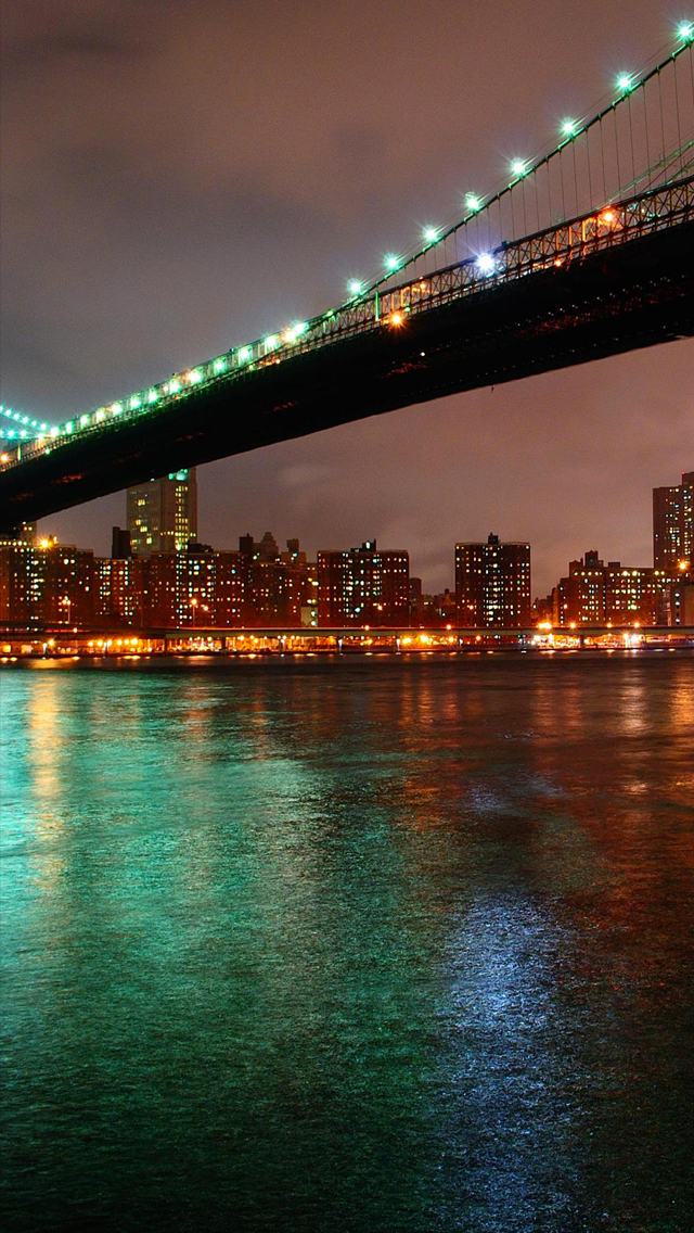 Brooklyn Bridge 3Wallpapers iPhone 5 Brooklyn Bridge