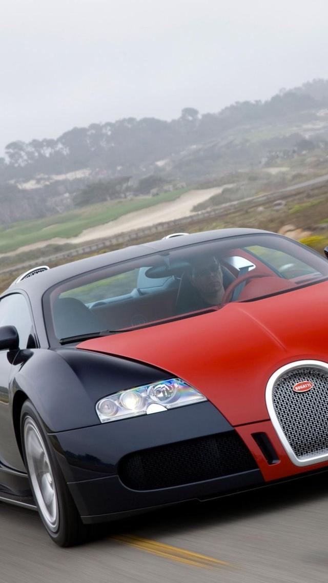 Bugatti Veyron3Wallpapers iPhone 5 Bugatti Veyron