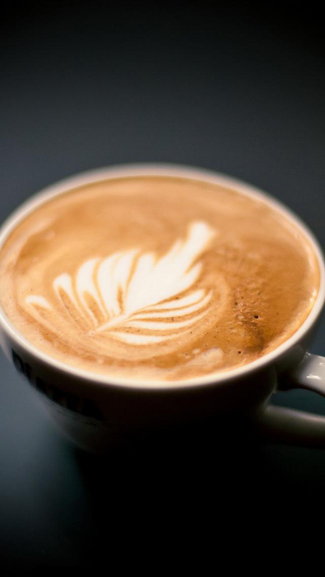 Coffee 3Wallpapers iPhone 51 Coffee