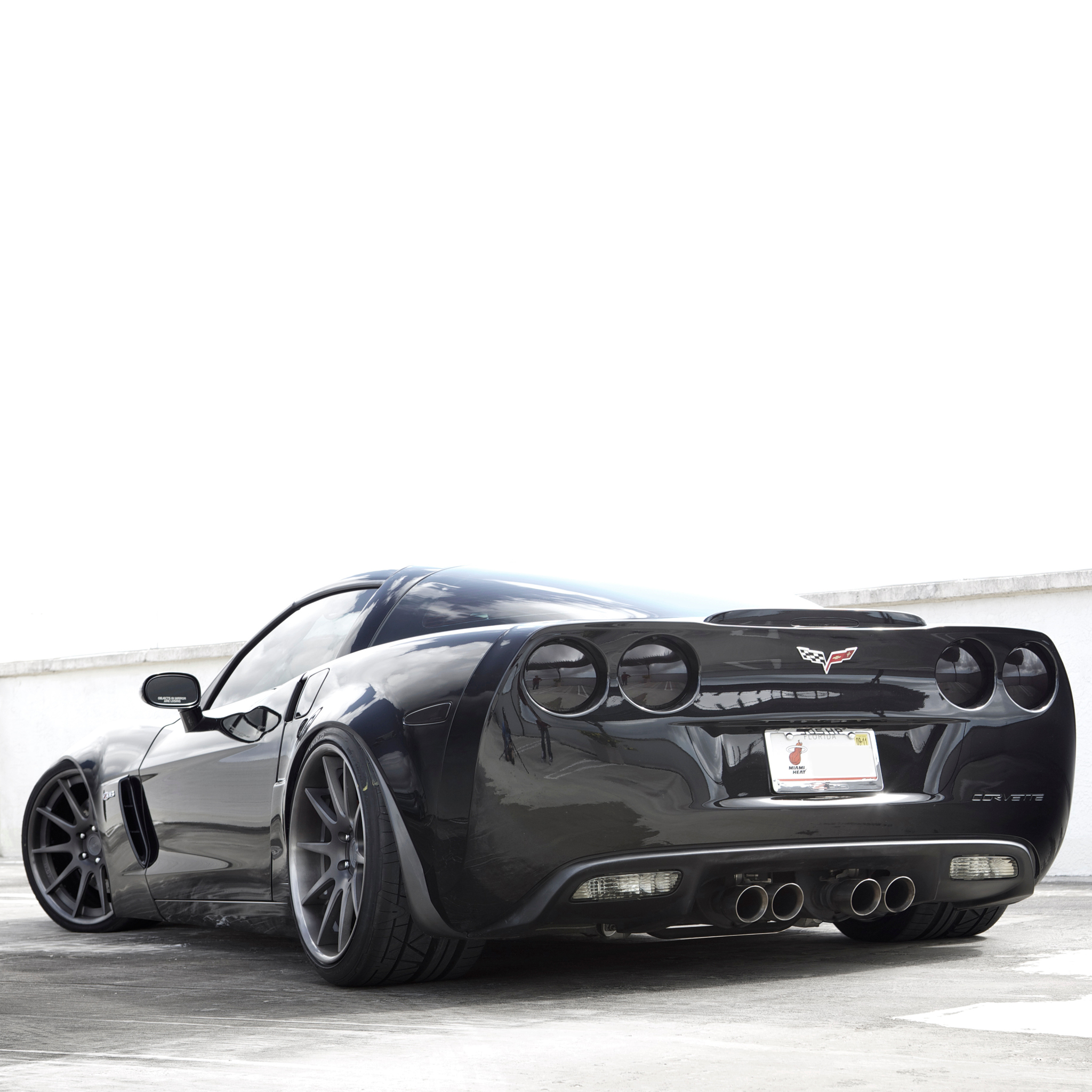 Corvette 3Wallpapeers iPad Retina Corvette   iPad Retina