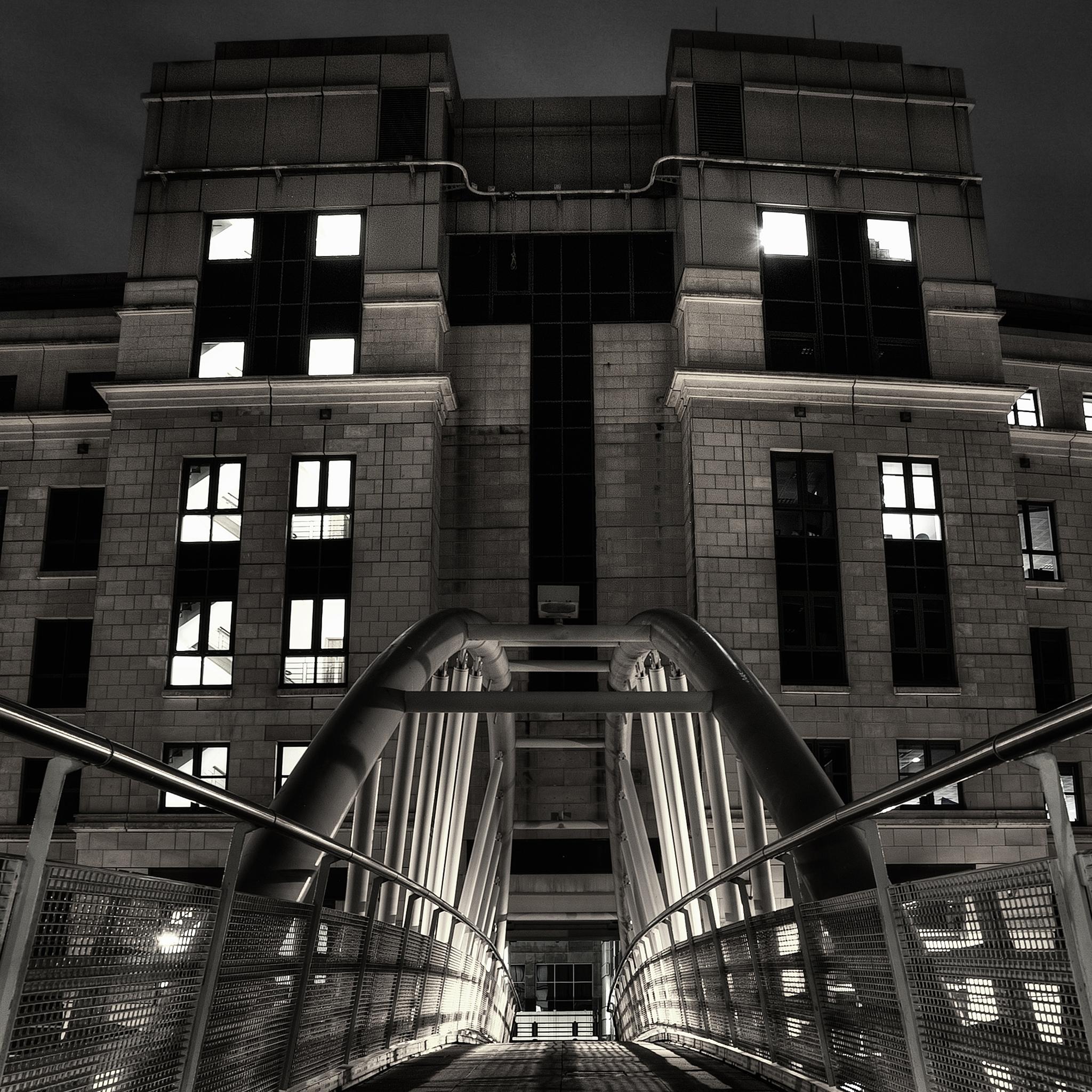 Dark City Landscape 3Wallpapers iPad Retina Dark City Landscape   iPad Retina