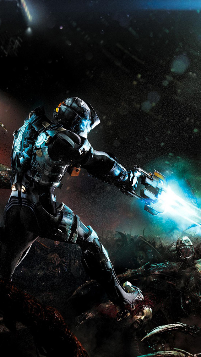 Dead Space 2 3Wallpapers iPhone 5 Dead Space 2