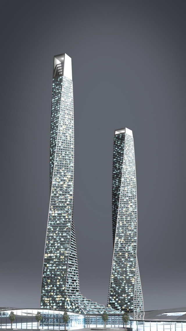 Dubai Tower Istanbul 3Wallpapers iPhone 51 Dubai Tower Istanbul