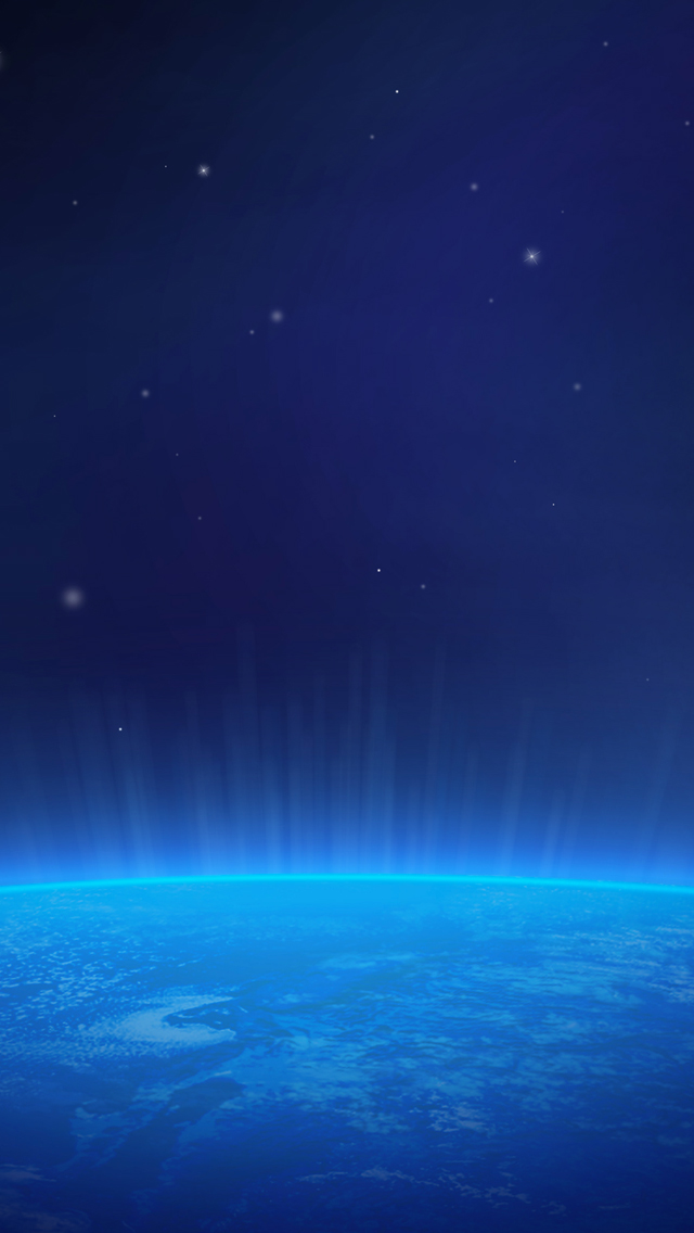 Planet-Earth-in-Space-3Wallpapers-iPhone-5