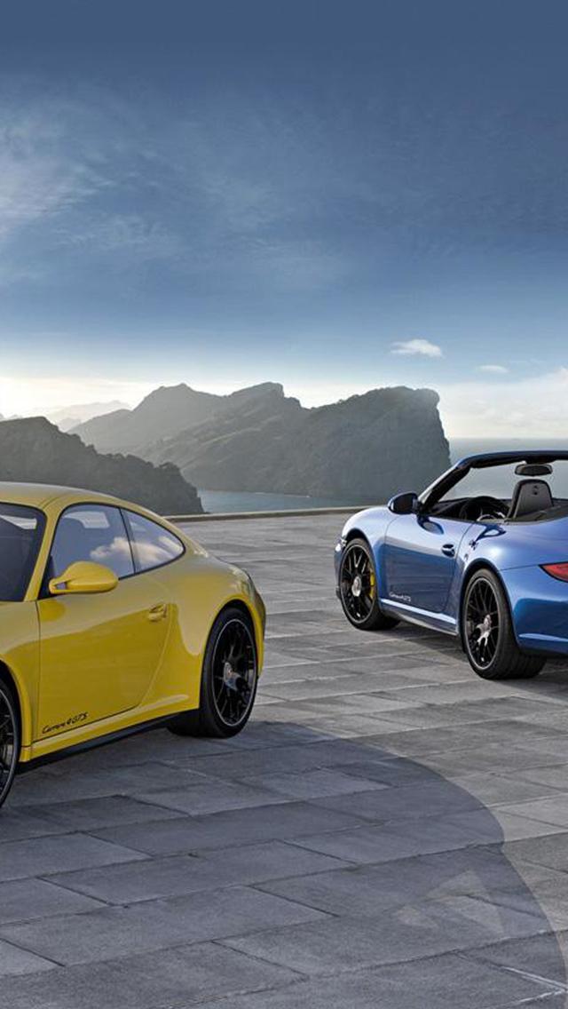 Porsche-911-Carrera-4-Gts-3Wallpapers-iPhone-5