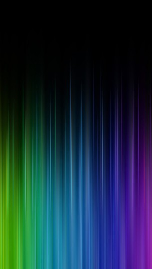 Wallpaper Hd Iphone Rainbow Colors Free Download