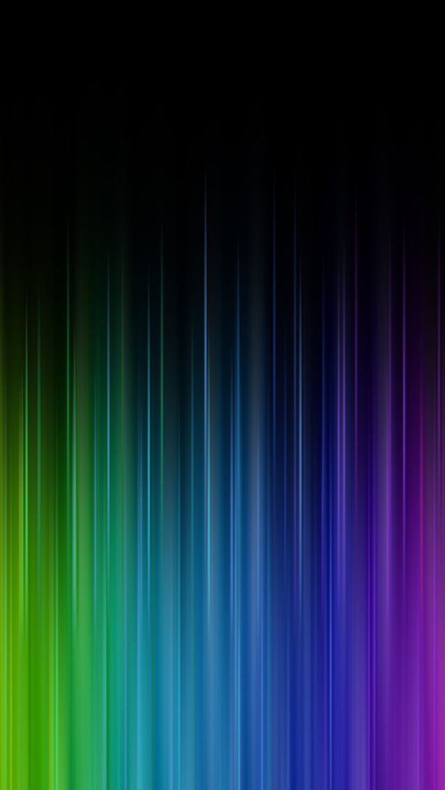 Rainbow Colors3Wallpapers iphone 5 Rainbow Colors