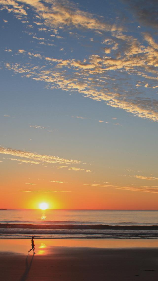 Sunshine Coast 3Wallpapers iPhone 5 Sunshine Coast