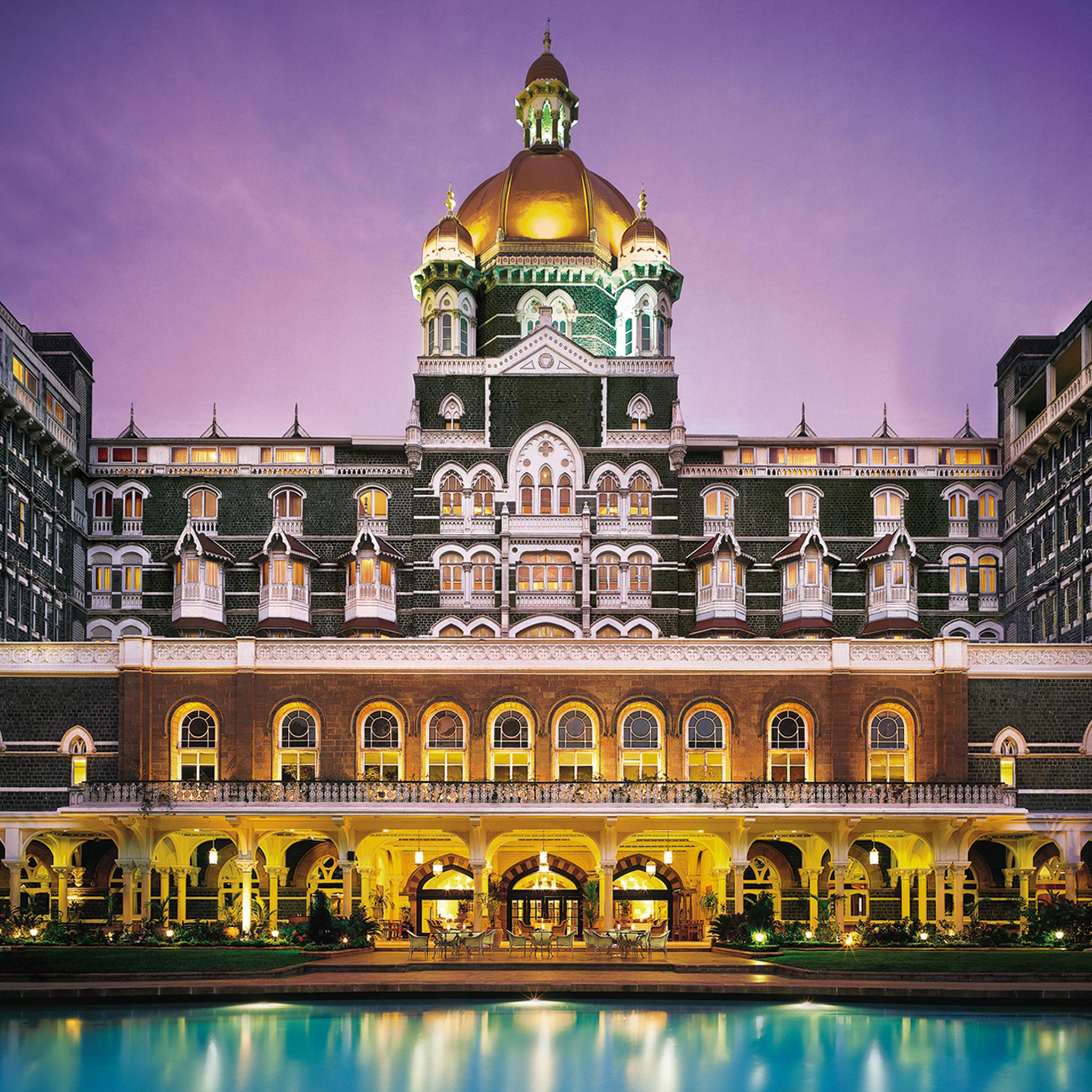Taj Mahal Palace 3Wallpapers ipad Retina Taj Mahal Palace   iPad Retina
