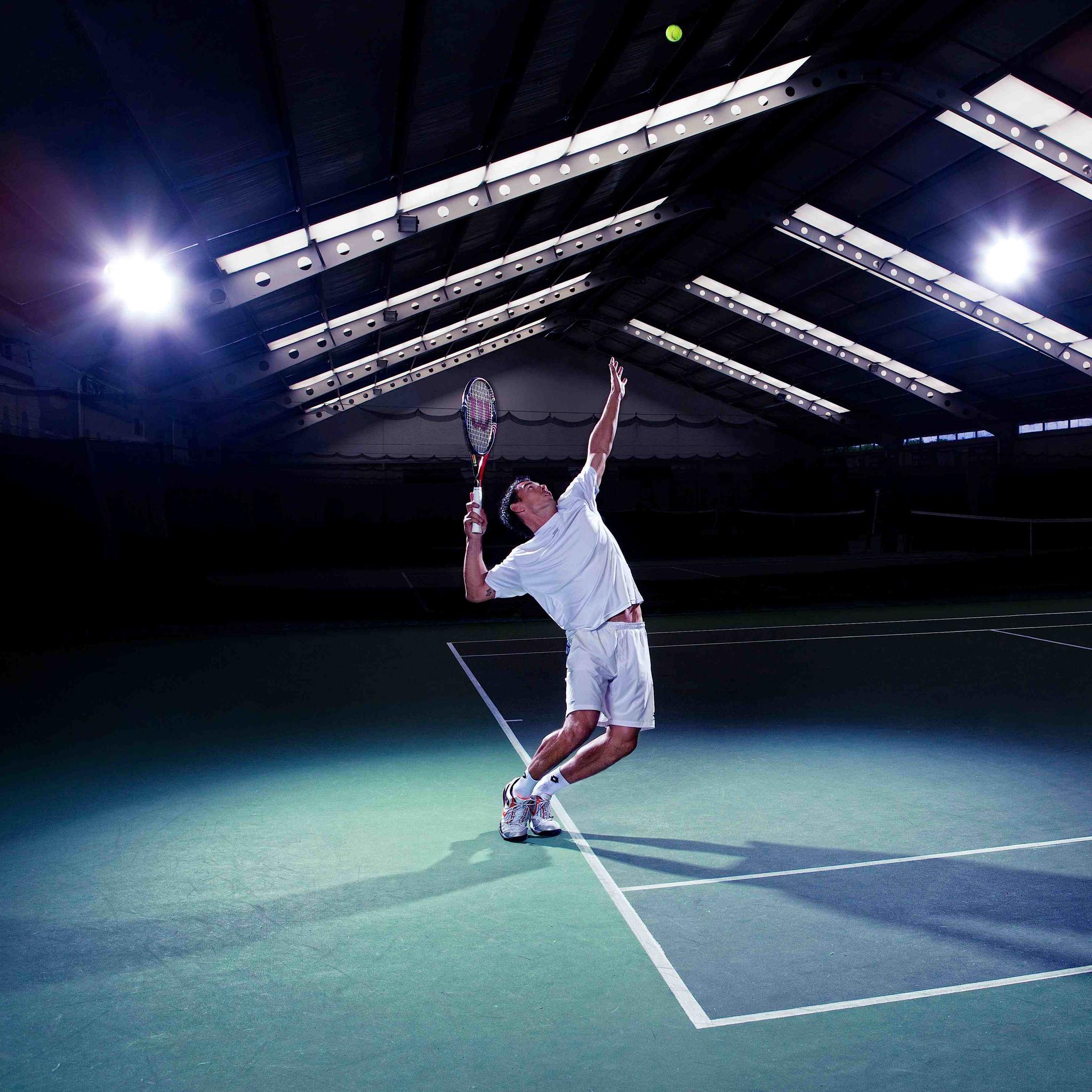 Tennis 3Wallpapers iPad Retina Wilson Tennis   iPad Retina