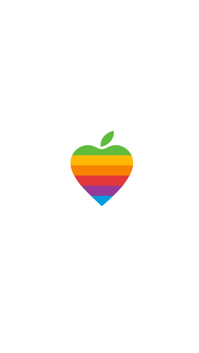 Apple-Heart-3Wallpapers-iPhone-5