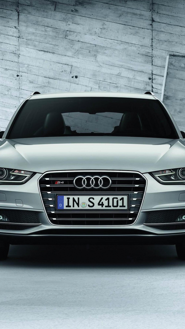 Audi-S4-3Wallpapers-iPhone-5