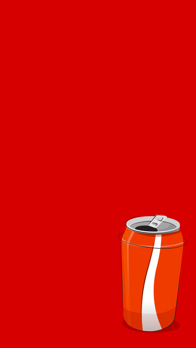 Coke-Can-3Wallpapers-iPhone-5