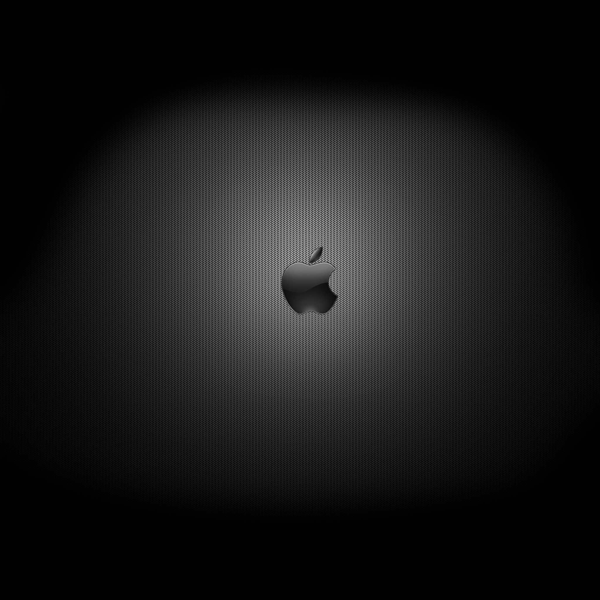 Dark Apple Logo 3Wallpapers iPad Retina Dark Apple Logo   iPad Retina
