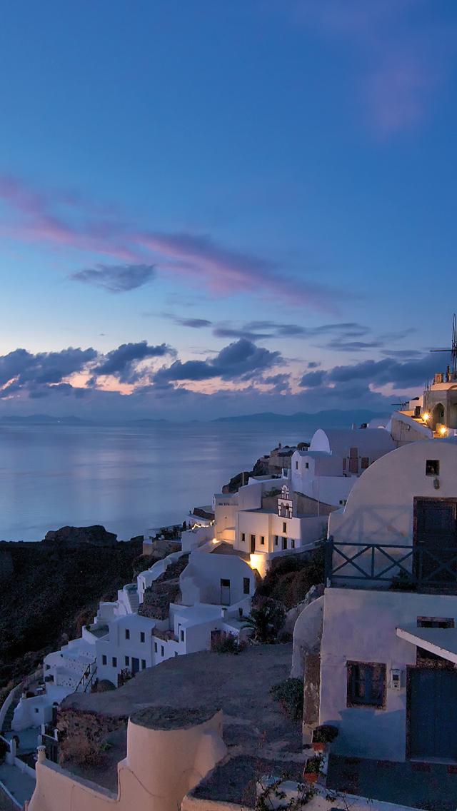 Greece 3Wallpapers iPhone 5 Greece
