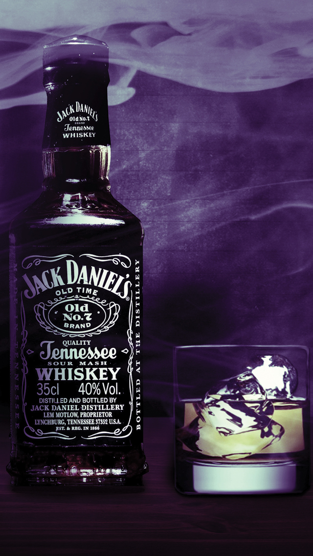 Jack Daniels 3Wallpapers iPhone 5 Jack Daniels