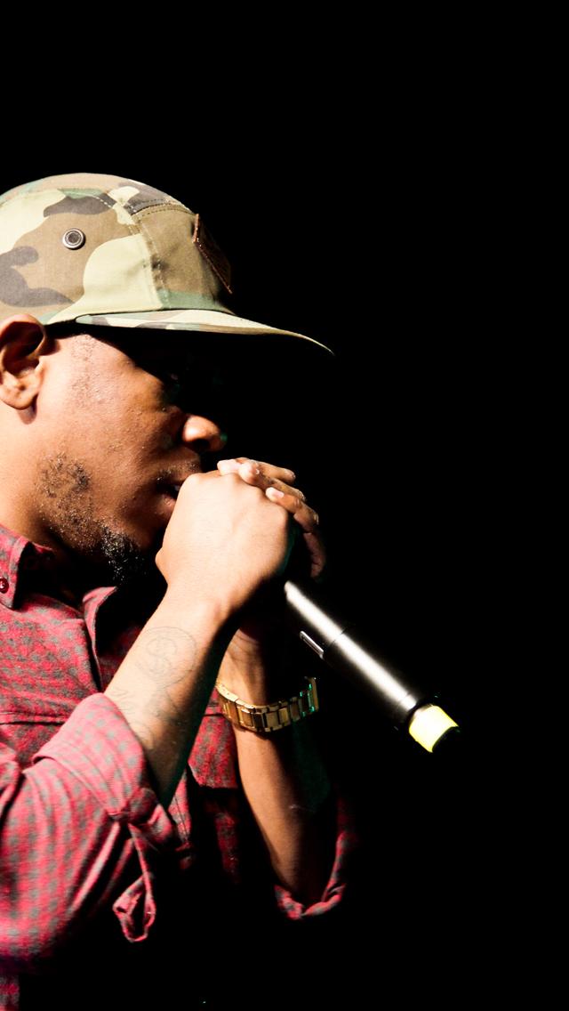 Kendrick Lamar 3Wallpapers iPhone 5 Kendrick Lamar