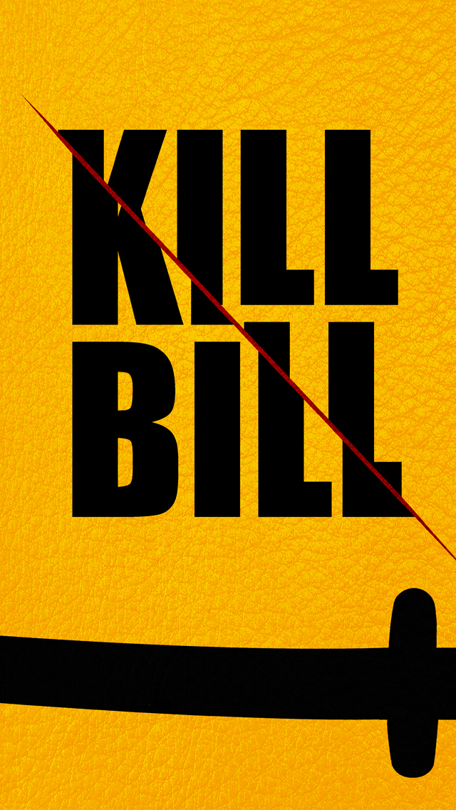 Kill Bill 3Wallpapers iPhone 5 Kill Bill