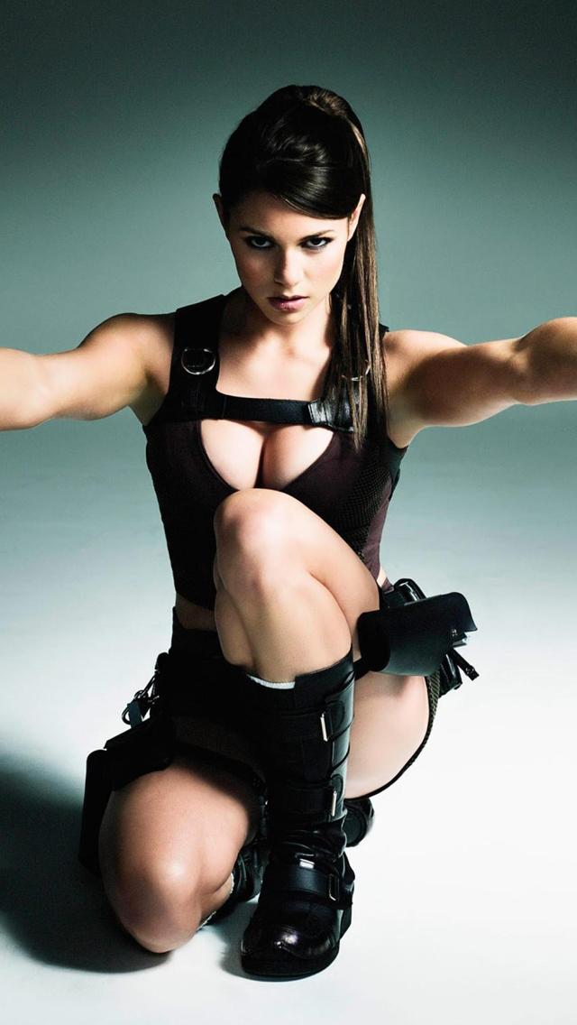 Resident Evil 4 3Wallpapers iPhone 5 Resident Evil 4