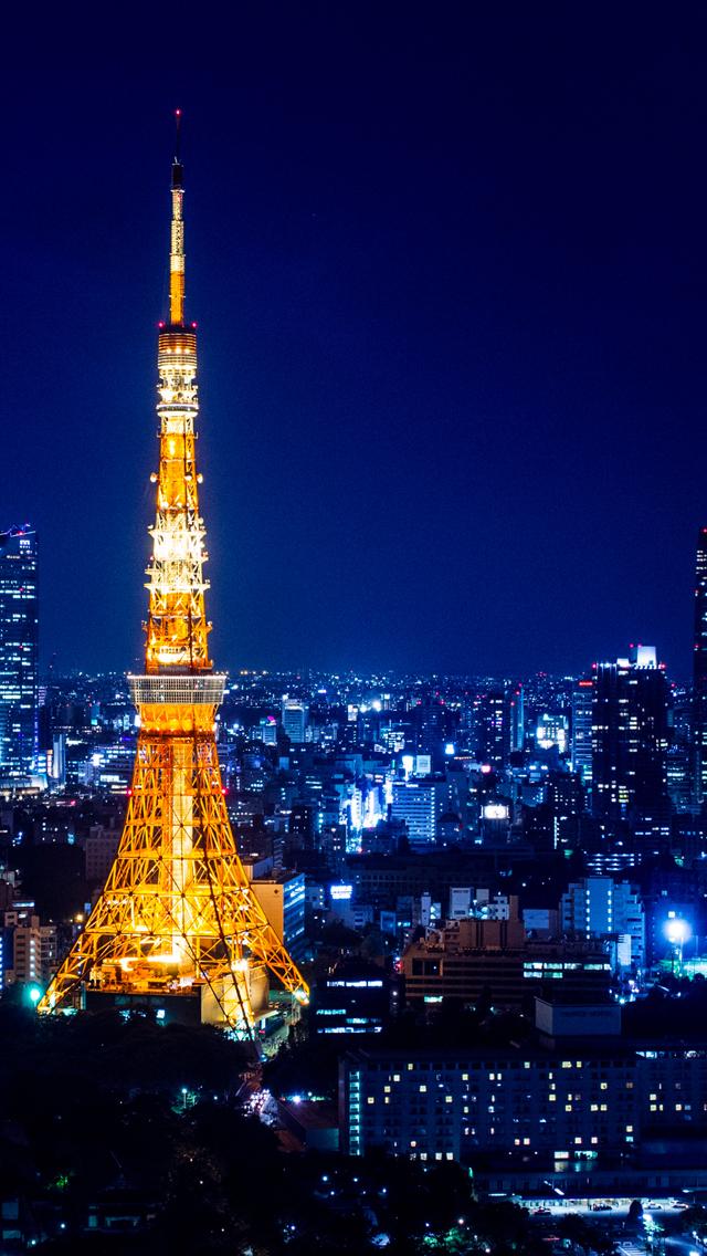 Tokyo 3Wallpapers iPhone 5 Tokyo