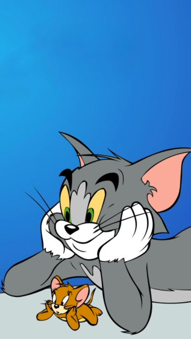 Tom-Jerry-3Wallpapers-iPhone-5