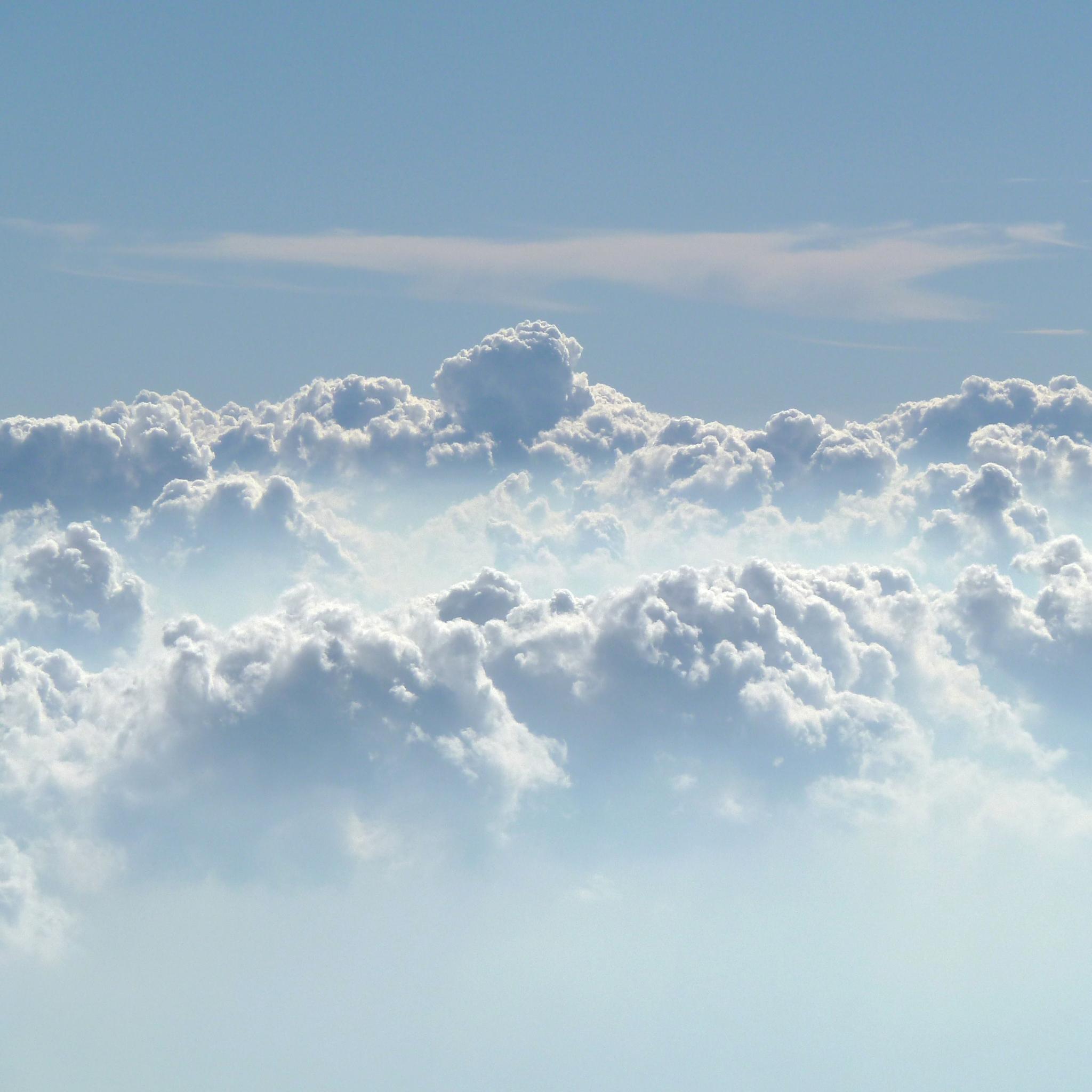 White Cloud 3Wallpapers iPad Retina White Cloud   iPad Retina