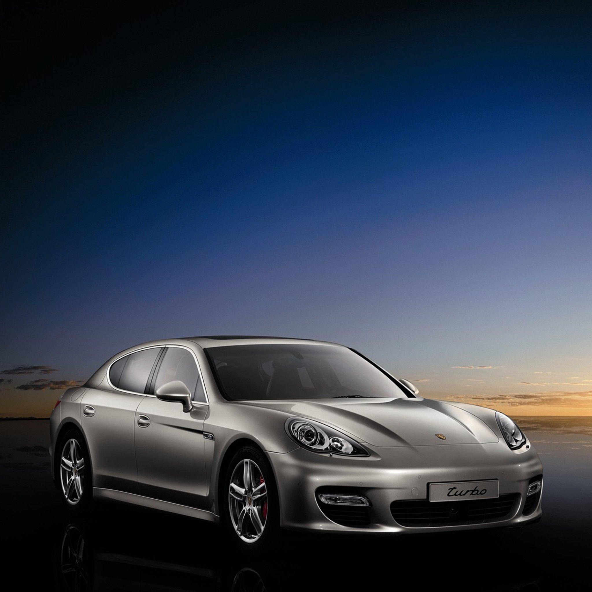 2010-Porsche-Panamera-3Wallpapers iPad Retina
