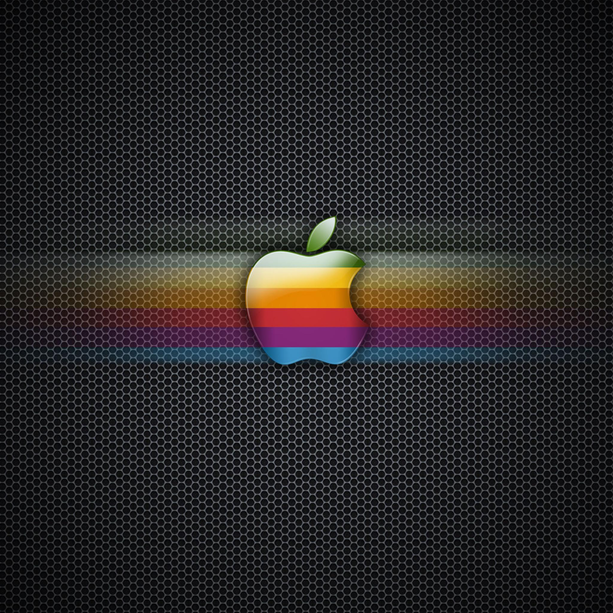 Apple-Logo-3Wallpapers iPad Retina
